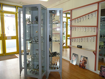 Adult Childrens Opticians interior