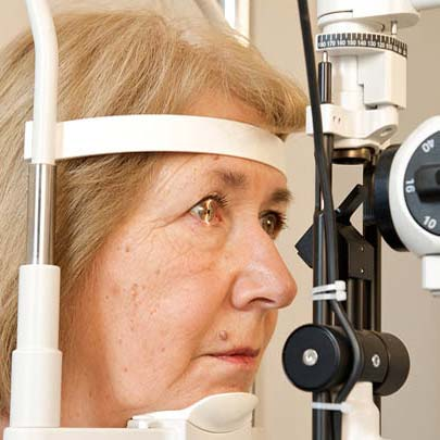 Free eye care Over 60s
